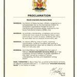 Proclamation: World Interfaith Harmony Week