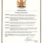 Proclamation: June 1 is Intergenerational Day in Sooke