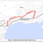 Alternate Route - C